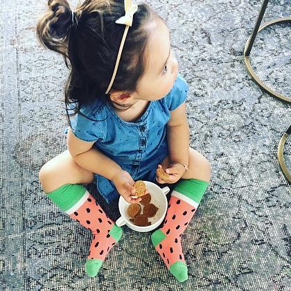Kindermusthaves - Kniekousen met watermeloenen!