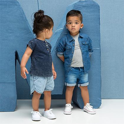 Kindermusthaves - Denim is ALWAYS a good idea!