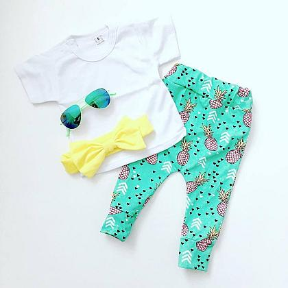 Kindermusthaves - Summer pineapple!