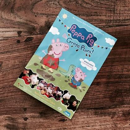 Kindermusthaves - TIP: Peppa Pig!