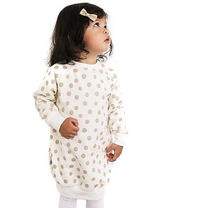 Kindermusthaves - Golden dots!