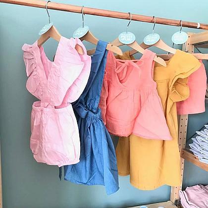 Kindermusthaves - TIP: Nieuwe collectie van Petit Puk!