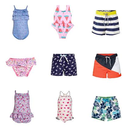 Kindermusthaves - Flaneren at the beach!