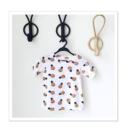 Kindermusthaves - T-shirt met gloeilamp