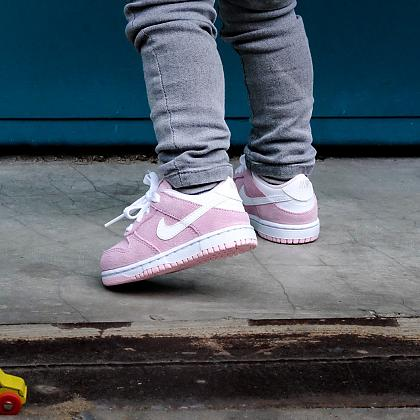 Kindermusthaves - NIKE pink/white!