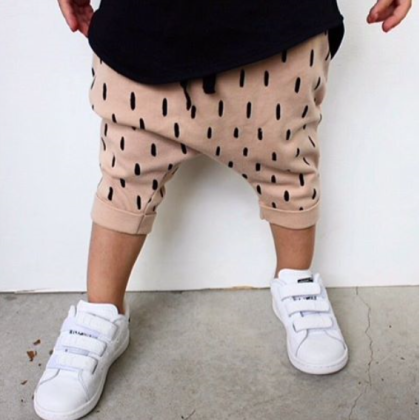 Kindermusthaves - Drop crotch shorts!