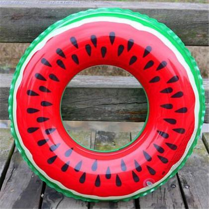 Kindermusthaves - Zwemband watermeloen