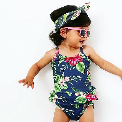 Kindermusthaves - Tropisch zwempakje!