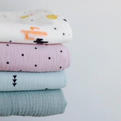 Kindermusthaves - Swaddles met mutsje!