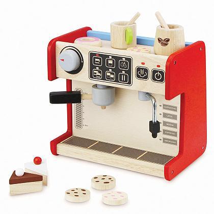 Kindermusthaves - Houten koffiemachine!