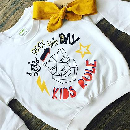 Kindermusthaves - Let\'s ROCK this day!