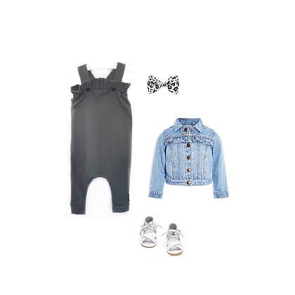 Kindermusthaves - Pretty in jumpsuit!