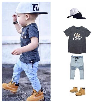 Kindermusthaves - Toffe streetstyle!