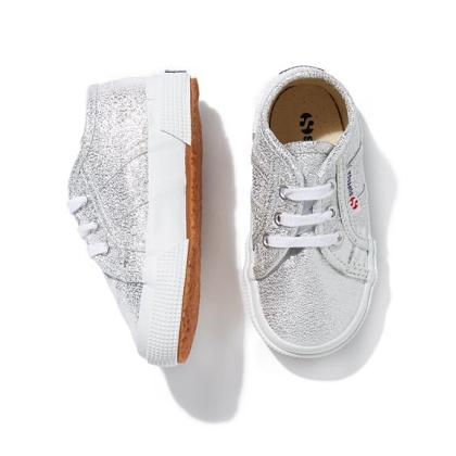 Kindermusthaves - Metallic sneakers!