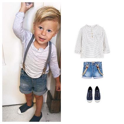 Kindermusthaves - Budget proof street style!