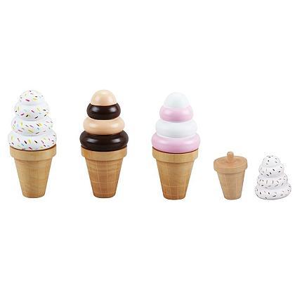 Kindermusthaves - Houten ijsjes!