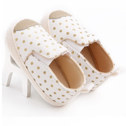 Kindermusthaves - Espadrilles dots!