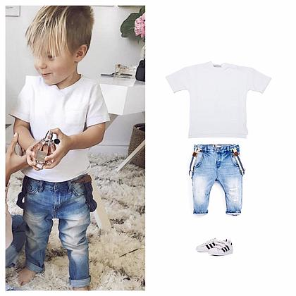 Kindermusthaves - Inspiratie lookje!