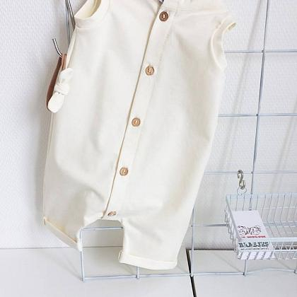 Kindermusthaves - One piece off-white!