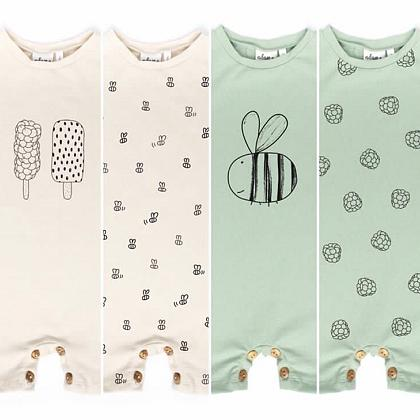 Kindermusthaves - Playsuit time!
