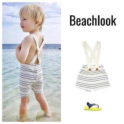 Kindermusthaves - BEACHLOOK!