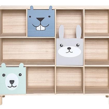 Kindermusthaves - Boekenkast voor jouw mini!