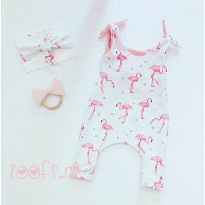 Kindermusthaves - Haremromper flamingo!