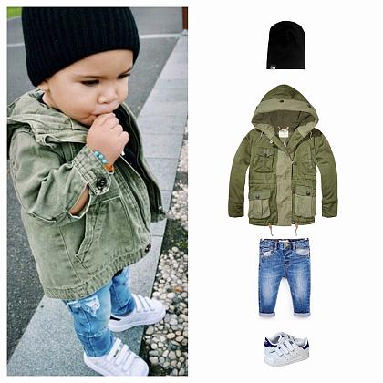 Kindermusthaves - STREETSTYLE
