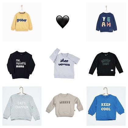 Kindermusthaves - TIP: De hipste sweaters voor boys!