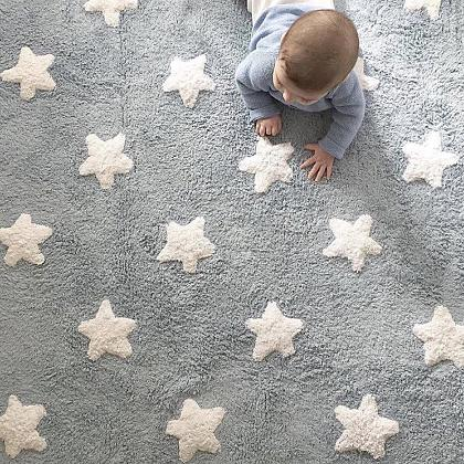 Kindermusthaves - Vloerkleed stars!