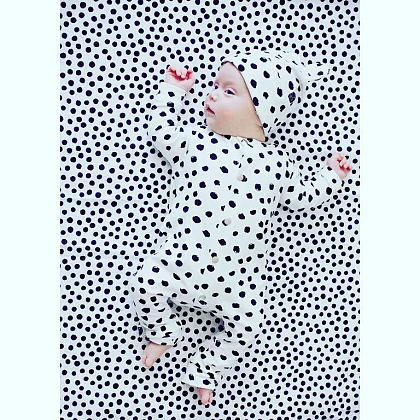 Kindermusthaves - Onesie dots!