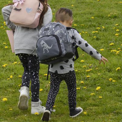 Kindermusthaves - Me & my backpack!