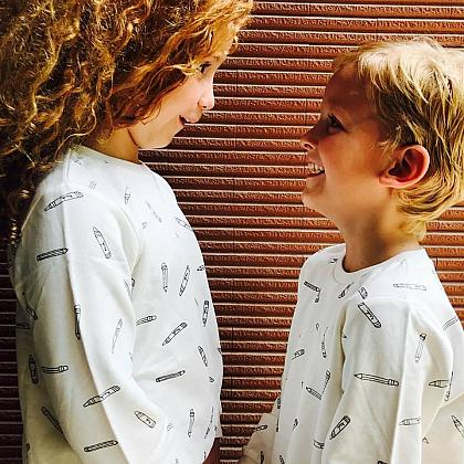 Kindermusthaves - Twinning broer en zus!