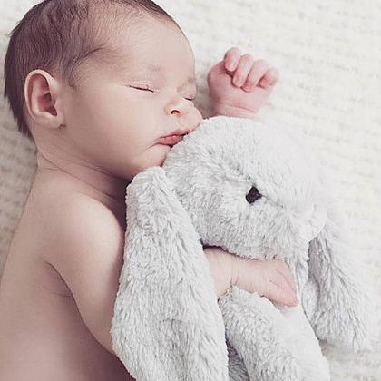 Kindermusthaves - Lief knuffel konijn!