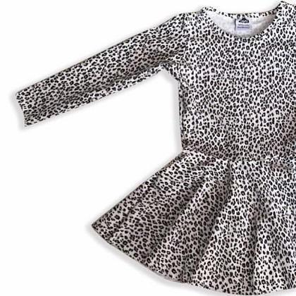 Kindermusthaves - Panter dress!