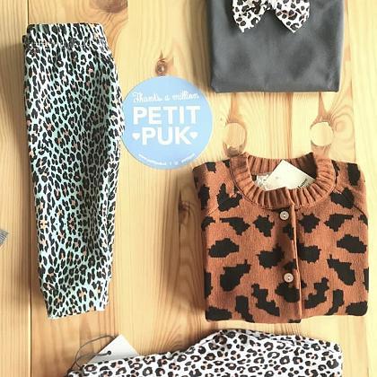 Kindermusthaves - Leopard vestje!