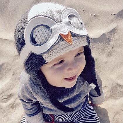 Kindermusthaves - De pinguïn muts!