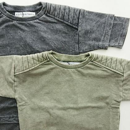 Kindermusthaves - Washed-look sweaters!