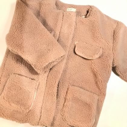Kindermusthaves - PRE ORDER TIP: Teddy jasje!