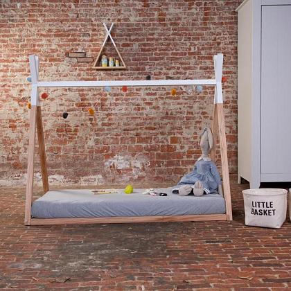Kindermusthaves - Tipi bed!