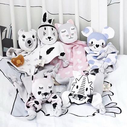 Kindermusthaves - Knuffeldoekjes!