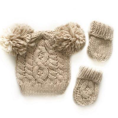 Kindermusthaves - Teddy beanie!