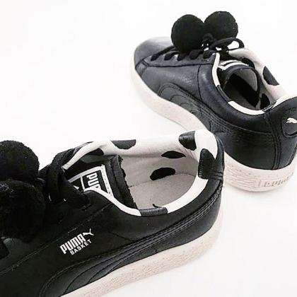 Kindermusthaves - Hippe Puma Tiny Cottons sneakers!