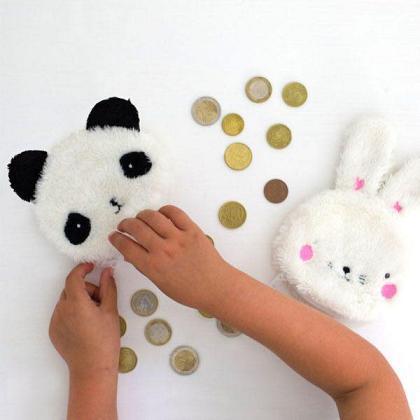 Kindermusthaves - Fluffy portemonneetjes!