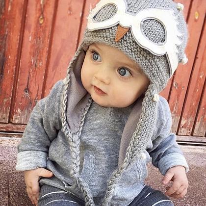 Kindermusthaves - Lieve sneeuwuil!