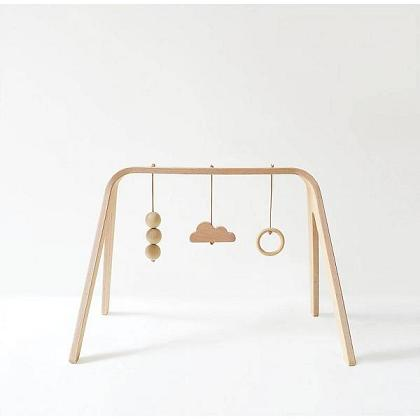 Kindermusthaves - Houten babygym!