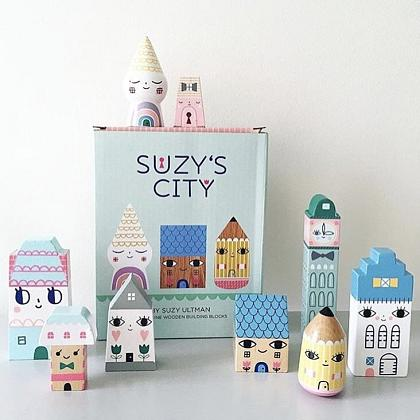 Kindermusthaves - Suzy\'s City!