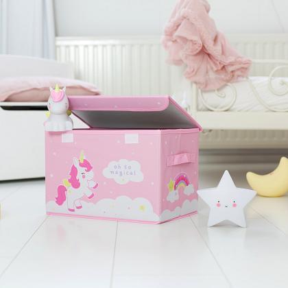 Kindermusthaves - De unicorn opbergbox!