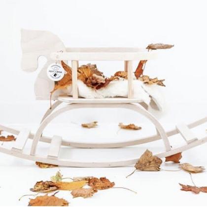 Kindermusthaves - Een herfstachtig paardje!