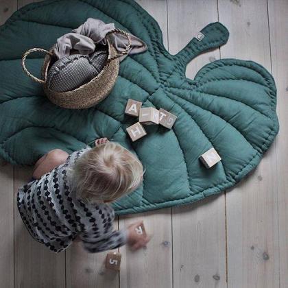 Kindermusthaves - LEAF GREEN!